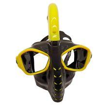 Snorkel Full Face Mask Anti-Fog Ant-Leak Mask for Swimming Scuba Diving