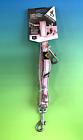 Browning Camouflage Webbing Dog Classic Leash 6 Ft (1.82 M) Realtree Xtra Pink