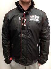 MINI Lightweight Jacket Mens windproof waterproof Black Coat