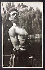 VINTAGE PHOTOGRAPH Artist TREVOR OWEN MAKINSON Glasgow School of Art 1940s 680