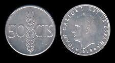 Juan Carlos 1º. 50 Céntimos. 1975*76.