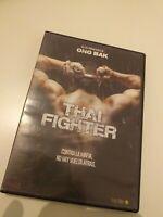 Dvd THAI FIGHTER (ONG BAK)