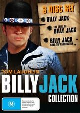 Billy Jack Collection (DVD, 3-Disc Set) BRAND NEW SEALED