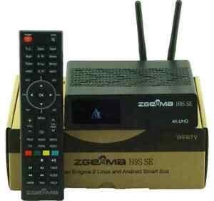 Tuner satelitarny ZGEMMA H9s se w razie problemów technicznych pomagamy