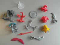 Imaginext - 12 x Accessories - Fisher Price (Pack 10)