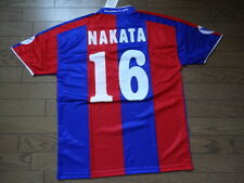 Bologna #16 Nakata 100% Orignal Soccer Jersey Shirt M 2003/04 Still BNWT Japan