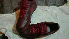 Nike Air Force 1 low supreme MCO CB 34 Deep Bourgogne DS Men 317333-661