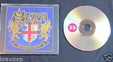 SAXON 'LIONHEART' 2004 PROMO CD