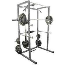 Power Rack With Lat Pull