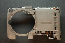 Nikon S210 Camera Middel Chase With Battery Holder Yellow Replacement Part A0043
