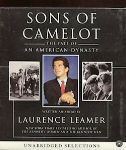 Audio book - Sons Of Camelot by Laurence Learner  -  CD