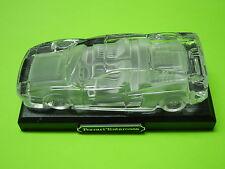 FERRARI TESTAROSSA GLASS CRYSTAL CAR PAPERWEIGHT IN EXCELLENT CONDITION