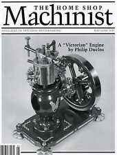 Home Shop Machinist Magazine Vol.16 No.3 May/June 1997