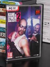KANE E LINCH 2 DOG DAYS GIOCO PC-DVD ROM WINDOWS NUOVO