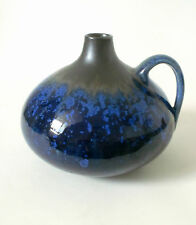 Wendelin Stahl Vase Studio Keramik german modernist pottery céramique annees 60