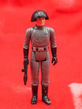 Vintage Star Wars Death Squad Commander Complete  Action Figure w/ Blaster