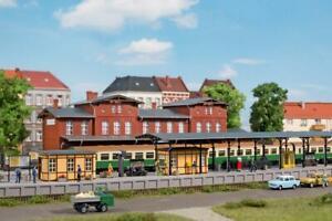Auhagen 11452 Station equipment NEW