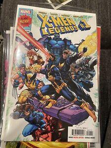 X-MEN: LEGENDS #1 Fabian Nicieza Brett Booth Marvel Comics New Store Stock NM