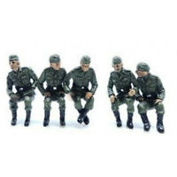 Precision Model Art 1/72 German Figures Vehicle Riders Set A P0403