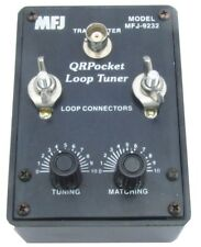 MFJ-9232 HF QRP Mini Loop Antenna Tuner, 25W