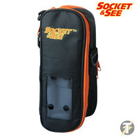 Socket and See TECC VIP Case with strap and screen