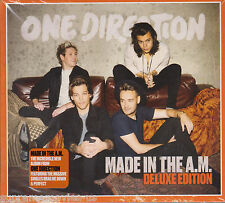 NEW - One Direction CD Made In The A.M. AM DELUXE EDITION** BRAND NEW