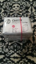 Hp C6602R Inkjet Cartridge Red 3 pack *expired* New