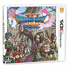 New 3DS Dragon Quest XI Import Japan