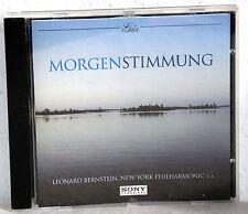 CD MORGENSTIMMUNG - Leonard Bernstein / New York Philharmonic u.a.