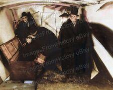 8x10 Print Conrad Veidt Werne Krauss The Cabinet of Dr Caligari 1920 #CDC2