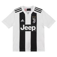 Camisetas de fútbol de clubes italianos de manga corta para niños de juventus
