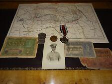 Germany WWI - Historic and Original Honor Cross,Memoriam 1914-1918 ETC