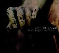 Last Night on Earth von End of Green | CD | Zustand gut