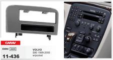 CARAV 11-436 1Din Marco Adaptador Kit de Instalacion Radio VOLVO S80 1999-2005