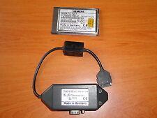 Carte PCMCIA Siemens CP5511 + HW Adaptateur