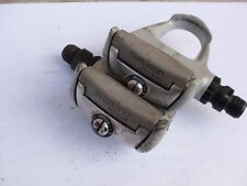 Use road bicycle pedals vintage Shimano 105 PD-1056 look patent product France