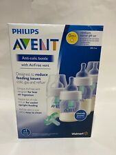 New listing Philips Avent Anti-Colic Baby Bottle with AirFree Vent, Newborn Starter Kit New