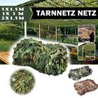 Camouflage Jagd Tarnnetz Army Military Jagd Outdoor Tarnung Netz Armee Camo Deko