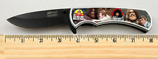 "Bigfoot Six Million Dollar Man Yeti Bionic Limited Edition Knife 4.5"" with clip"