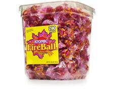 Atomic Fireballs 240 Pieces 64.8 oz Tub