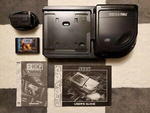 Sega CD Model 2 - Excellent Condition - Genesis Console
