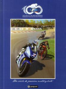 BD FFM, 100 ANS DE PASSION MOTOCYCLISTE > 1913-2013 / PHILIPPE PINARD, EO PAQUET