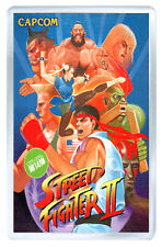 STREET FIGHTER 2 ARCADE FRIDGE MAGNET IMAN NEVERA