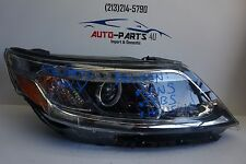 for parts only, tested 2014-2015 KIA SORENTO RIGHT LED XENON HID HEADLIGHT OEM