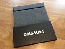 Cote & Ciel Fabric Ipad Pouch For iPad Mini-Grey