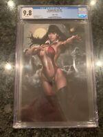Vampirella #4 Virgin Cover Artgerm 9.8 CGC Dynamite Fast Shipping Stan Lau FTW