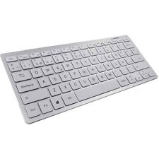 TECLADO BLUETOOTH INALAMBRICO PARA PC,TABLET,MOVIL CON LETRA Ñ ULTRAFINO