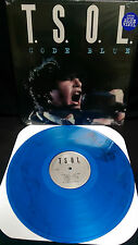 T.S.O.L. Code Blue Vinyl WW3 Dance With Me Abolish Government Silent Majority