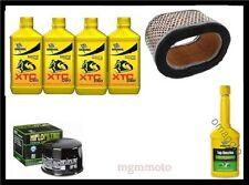 Kit tagliando triumph speed triple 02/04 olio bardahl 15w50 filtro olio aria oma