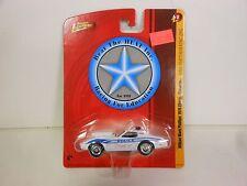 Johnny Lightning - '76 Corvette Police